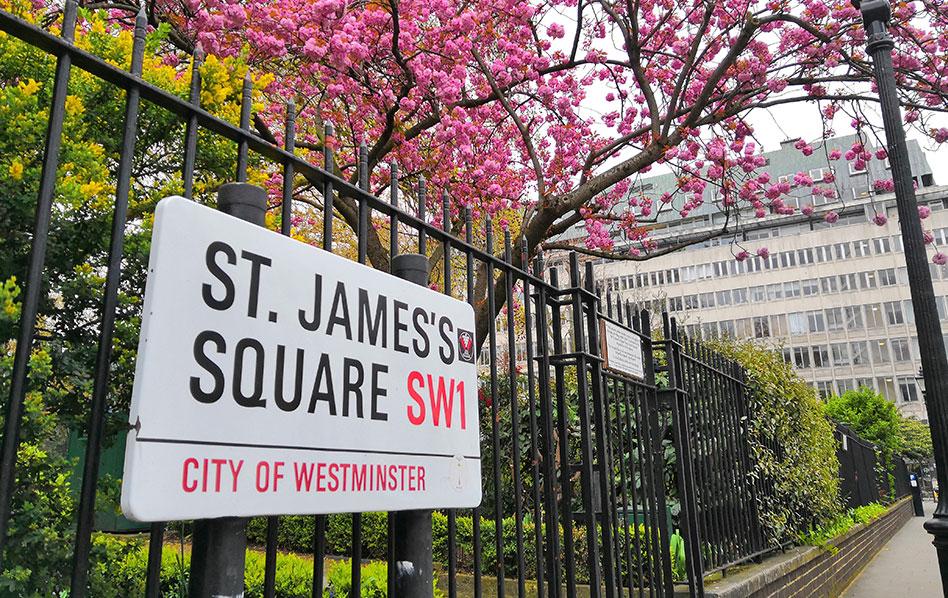 St James's Jaunt